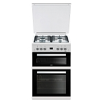 Beko EDG6L33W 60cm wide  Gas Cooker in White