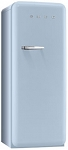 SMEG FAB28 TALL RETRO STYLE TALL FRIDGE WITH ICE BOX Available to order in a host of different colours and patterns- Please contact us with your requirements for a price