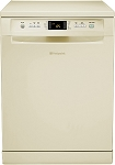 Hotpoint FDFET33121V 14 Place Setting Dishwasher - In Cream 1 Only ex display model
