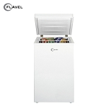 Flavel FCF55W 107 Litre Capacity Chest Freezer - Suitable for Garages and Outbuildings.