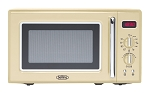 Belling FMR2080 Cream Microwave - 1 only display model