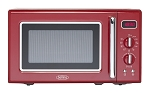 Belling FMR2080 Red Microwave