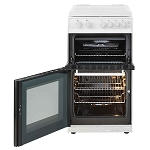Belling FS50GTCL Twin cavity gas cooker with 3 year warranty