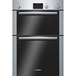 Bosch HBM13B251B Classixx Double Built in Oven in Stainless Steel  **SPECIAL OFFER Half Price Standard Installation on This Oven-offer ends Xmas Eve**