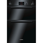 Bosch HBM13B261B Classixx Double Built in Oven in Black