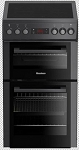 Blomberg HKS900N 50cm Double Oven Electric Cooker with Ceramic Hob With a 3 Year Warranty