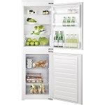 HOTPOINT HMCB5050AA Integrated 50/50 SPLIT FRIDGE FREEZER
