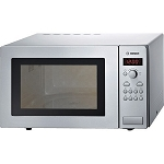 BOSCH HMT84M451 BRUSHED STEEL 900W MICROWAVE.