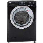 Hoover DXC4C47B1 1400 Spin 7kg load Washing Machine in Black available to order