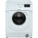 Hotpoint BIWMHG71484 Integrated 7Kg Washing Machine with 1400 rpm Spin Speed A+++ Rated