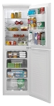 **SUPER DEAL** Hoover  HSC574W 55cm Wide Fridge Freezer in white