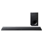 SONY HTCT290 300W 2.1 SOUND BAR WITH WIRELESS SUBWOOFER. 1 ONLY DISPLAY MODEL AT THIS PRICE.