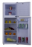 Iceking FF139W Top mount fridge freezer- ideal for locations where space is at a premium  - 1 ONLY IN STOCK
