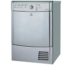 Indesit IDCL85BHS 8kg Condenser Sensor Dryer in Silver. 1 ONLY AT THIS PRICE.
