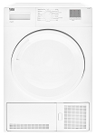 Beko DTGCT7000W 7kg Condenser Tumble Dryer in White with Sensordry