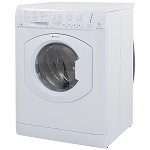 Hotpoint WDL754PUK 1400 spin 7kg Washer 5kg Dry Washer Dryer with 45 Minute Wash and Dry cycle