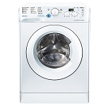 Indesit BWD71453WUK 7kg Washing Machine 1400 Spin Washing Machine with Digital Display and Push and Wash feature