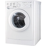 Indesit IWC91282 9kg Load 1200 RPM Spin Speed Washing Machine with Ecotime Function