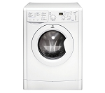 Indesit IWDD7123 7kg wash 5kg dry Washer Dryer.