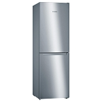 Bosch KGN34NL3AG Inox - Look Frost Free 60cm Wide Fridge Freezer. 2 ONLY AT THIS PRICE