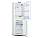 Bosch KGN34NW3 Frost Free fridge freezer with 2 year Bosch warranty and A++ energy efficiency