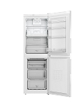 Hotpoint LECO7FF2W 60cm wide Frost Free Fridge Freezer with 3 in 1 chiller zone and A++ Energy Efficiency