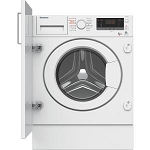 Blomberg LRI285410 Fully Integrated Washer Dryer with 8kg wash load and 5 YEAR BLOMBERG GUARANTEE
