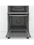 Bosch MBS533BS0B Built-In Double Oven in Stainless Steel