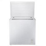 Fridgemaster MCF198 80.2 cm Wide Chest Freezer In White - Suitable for Garages and Outbuildings
