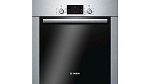 Bosch HBA13B253 Single Built In Oven With EcoClean Liners  - 1 ONLY