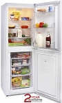 Montpelier MFF170W 55cm Frost Free Fridge Freezer 1 Only ex display model at this price