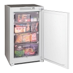 Montpellier MICF88 Built in Integrated In Column Freezer with 5 Year Guarantee