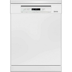 Miele G6620SC 14 Place Setting Dishwasher with 3D Cutlery Tray uses 6.5 litres of water per cycle