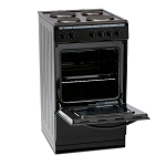 Montpellier MSE50K Single Cavity Electric Cooker In Black (also available in white)