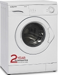 Montpellier MW5100P 5kg Load 1000 Spin Washing Machine with 2 Year Guarantee