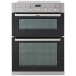 Neff U12S53N3GB Built In Electric Double Oven