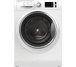 Hotpoint NM11946WCA 9KG 1400 Activecare Washing Machine in White with 30 Minute Quick Wash Cycle - CLAIM £50 CASHBACK VIA REDEMPTION UNTIL 30/6/19