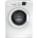 Hotpoint NSWM1043CW SUPERSIZE 10Kg Load Washing Machine with 1400 RPM Spin Speed