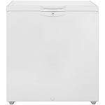 Indesit OS1A200H2 204 Litre Capacity Chest Freezer In White - Suitable for Garages and Outbuildings