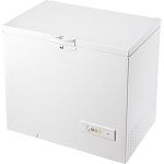 Indesit OS1A250H21 252 Litre Chest Freezer in White