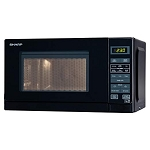 Sharp R272KM 800W 20 litre  touch control Microwave - In BLACK