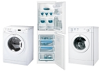 RENTAL PACKAGE - Quality Refurbished WASHING MACHINE + TUMBLE DRYER + FRIDGE FREEZER - Only £9.46 per week (£40.99 per month)