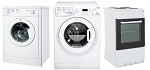RENTAL PACKAGE - Quality Refurbished WASHING MACHINE + TUMBLE DRYER + ELECTRIC COOKER - Only £9.69 per week (£42.00 per month)