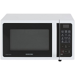Samsung  MC28H5013AW White Combination microwave oven.
