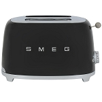 Smeg Retro 50s Style 2 Slice Toaster- available to order in a choice of colours (matching kettle also available to order)