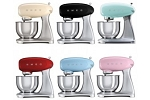 Smeg SMF01PBUK Retro Style Stand Mixer with 3 Year Guarantee-7 different colours available to order