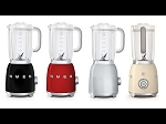 Smeg BLF01RDUK Retro Style Blender-7 different colours available to order