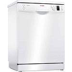 Bosch SMS25AW00 Full size Freestanding 12 Place Setting Dishwasher with 2 year warranty