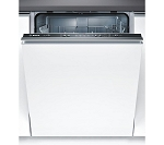 Bosch SMV50C10GB 12 place setting fully integrated dishwasher with 48dB noise rating