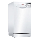 Bosch SPS24VW00 45cm Wide Slimline Dishwasher with 2 Year Warranty